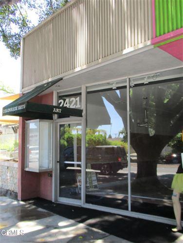 Photo of 2421 E Colorado Boulevard, Pasadena, CA 21122 (MLS # P1-5983)