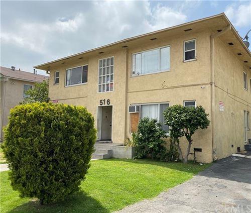 Photo of 516 E Lomita Avenue #12, Glendale, CA 91205 (MLS # WS21095985)