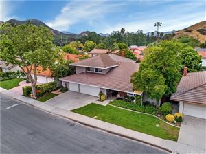 Photo of 1649 OLDCASTLE Place, Westlake Village, CA 91361 (MLS # SR19107003)
