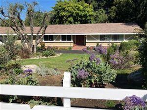 Photo of 1383 EL MONTE Drive, Thousand Oaks, CA 91362 (MLS # SR19202007)