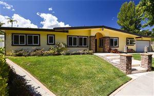 Photo of 4400 BROOKFORD Avenue, Woodland Hills, CA 91364 (MLS # SR19121011)