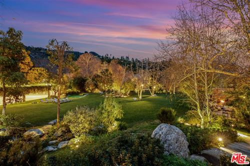 Photo of 2383 MANDEVILLE CANYON Road, Los Angeles , CA 90049 (MLS # 20551012)