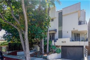 Photo of 1151 North FULLER Avenue #1, West Hollywood, CA 90046 (MLS # SR19165078)
