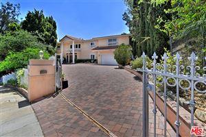 Photo of 16720 ENCINO HILLS Drive, Encino, CA 91436 (MLS # 19467086)