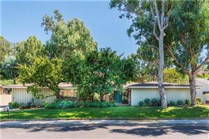 Photo of 4050 CONTERA Road, Encino, CA 91436 (MLS # SR19211115)