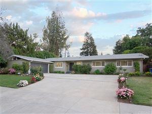 Photo of 23320 CANZONET Street, Woodland Hills, CA 91367 (MLS # SR19116124)
