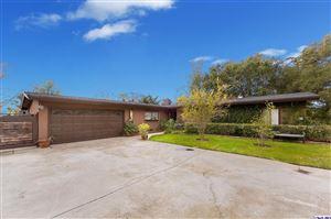 Photo of 216 East LOMA ALTA Drive, Altadena, CA 91001 (MLS # 319001146)