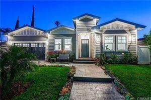 Photo of 4869 ALONZO Avenue, Encino, CA 91316 (MLS # SR19126153)