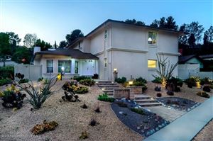 Photo of 1525 SANTA TERESA Street, South Pasadena, CA 91030 (MLS # 819002198)