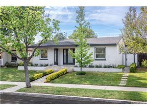 Photo of 16748 MCCORMICK Street, Encino, CA 91436 (MLS # SR19082201)