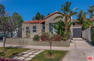 Photo of 602 North GENESEE Avenue, Los Angeles , CA 90036 (MLS # 19446202)