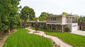 Photo of 1350 EL MONTE Drive, Thousand Oaks, CA 91362 (MLS # 219007214)