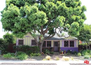 Photo of 1120 ROSE Avenue, Venice, CA 90291 (MLS # 19498224)