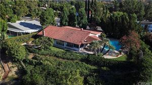 Photo of 22815 PAUL REVERE Drive, Calabasas, CA 91302 (MLS # SR19193246)