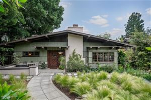 Photo of 520 West CALIFORNIA Boulevard, Pasadena, CA 91105 (MLS # 819002248)