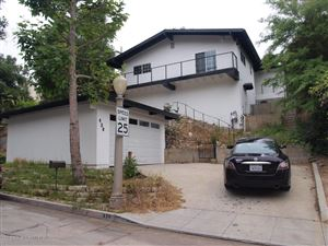 Photo of 430 GLENULLEN Drive, Pasadena, CA 91105 (MLS # 819002263)