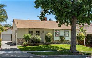 Photo of 3018 North NAOMI Street, Burbank, CA 91504 (MLS # 319003264)