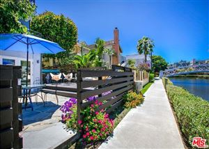 Photo of 218 CARROLL CANAL, Venice, CA 90291 (MLS # 19495284)