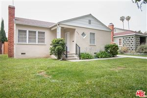 Photo of 4031 ALBRIGHT Avenue, Culver City, CA 90066 (MLS # 19474302)