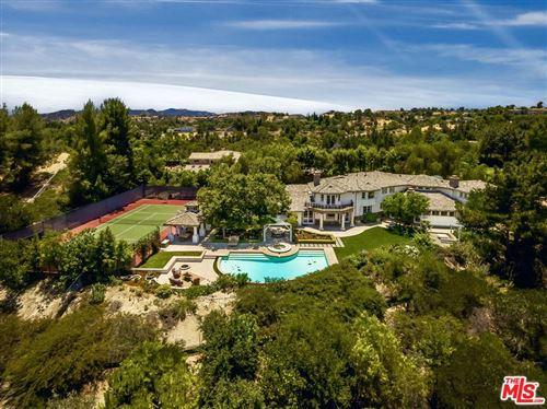 Photo of 6080 JOHN MUIR Road, Hidden Hills, CA 91302 (MLS # 19433304)