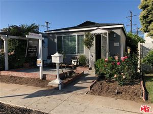 Photo of 5514 INGLEWOOD, Culver City, CA 90230 (MLS # 19442318)