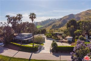 Photo of 3431 COAST VIEW Drive, Malibu, CA 90265 (MLS # 19478324)