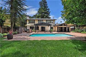 Photo of 23323 LOS ENCINOS Way, Woodland Hills, CA 91367 (MLS # SR19130339)