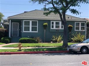 Photo of 2500 West 85TH Street, Inglewood, CA 90305 (MLS # 19485350)