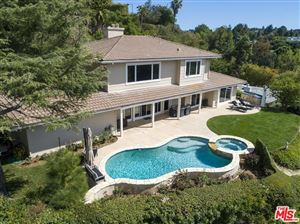Photo of 4338 BERGAMO Drive, Encino, CA 91436 (MLS # 19450374)