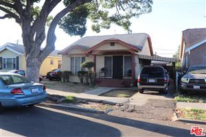 Photo of 1245 West 65TH Street, Los Angeles , CA 90044 (MLS # 19488382)
