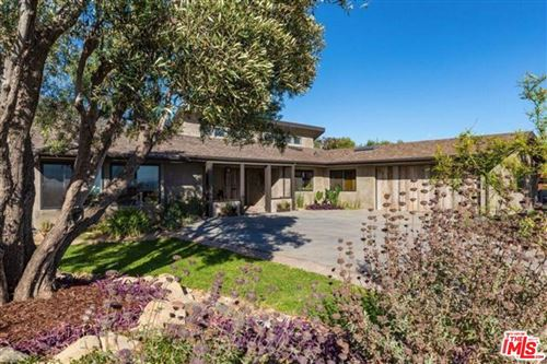 Photo of 6364 TRANCAS CANYON Road, Malibu, CA 90265 (MLS # 19484386)