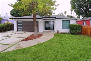 Photo of 14147 CALIFA Street, Sherman Oaks, CA 91401 (MLS # SR19138389)