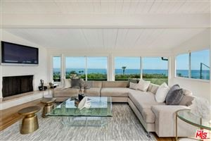 Photo of 927 GLENHAVEN Drive, Pacific Palisades, CA 90272 (MLS # 19478400)