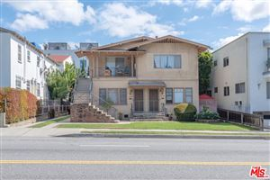 Photo of 1038 North CRESCENT HEIGHTS, West Hollywood, CA 90046 (MLS # 19497440)