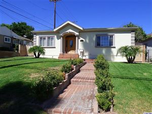 Photo of 520 South BEL AIRE Drive, Burbank, CA 91501 (MLS # 319003442)