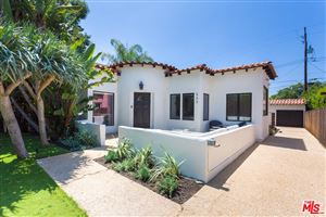 Photo of 533 North SWEETZER Avenue, West Hollywood, CA 90048 (MLS # 19500470)