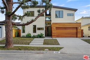 Photo of 5327 DOBSON Way, Culver City, CA 90230 (MLS # 19459474)
