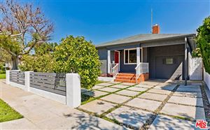 Photo of 4348 MOORE Street, Culver City, CA 90066 (MLS # 19458500)