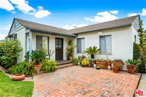 Photo of 1517 BAY Street, Santa Monica, CA 90405 (MLS # 19475512)