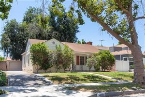 Photo of 419 South MARIPOSA Street, Burbank, CA 91506 (MLS # SR19168546)