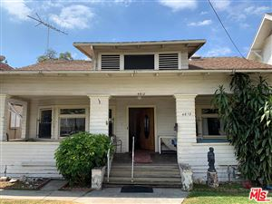 Photo of 4612 FRANKLIN Avenue, Los Angeles , CA 90027 (MLS # 19463558)