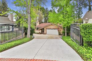 Photo of 1990 MORNING VIEW Court, Thousand Oaks, CA 91362 (MLS # 219004559)