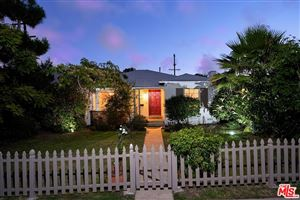 Photo of 1048 25TH Street, Santa Monica, CA 90403 (MLS # 19482566)