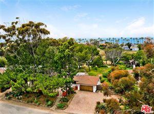 Photo of 6579 WANDERMERE Road, Malibu, CA 90265 (MLS # 19466576)