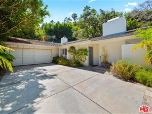 Photo of 1261 BEVERLY VIEW Drive, Beverly Hills, CA 90210 (MLS # 19492580)