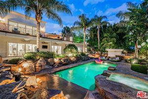 Photo of 9390 MONTE LEON Lane, Beverly Hills, CA 90210 (MLS # 19447610)