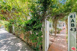 Photo of 41 SEAVIEW Terrace #C, Santa Monica, CA 90401 (MLS # 19496624)