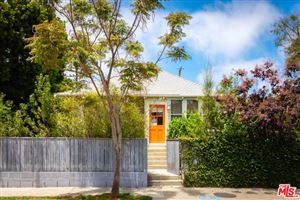Photo of 701 MARINE Street, Santa Monica, CA 90405 (MLS # 19490636)