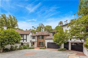 Photo of 16881 OAK VIEW Drive, Encino, CA 91436 (MLS # SR19161655)