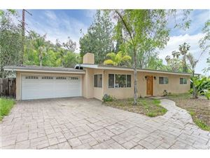 Photo of 4801 EXCELENTE Drive, Woodland Hills, CA 91364 (MLS # SR19078663)